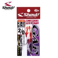 SHOUT GAP SPARK 323GS(샤우트 갭 스파크)