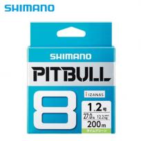 SHIMANO PITBULL 8(시마노 핏불 8 150M  슈퍼블루 컬러)