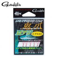 GAMAKATSU 가마가츠 鬼爪 콩 아지 스페셜 어시스트훅 42501