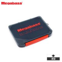 MEGABASS LUNKER LUNCH BOX 浅型(메가배스 런커 런치 박스 얕은 타입)