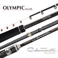 OLYMPIC 18 NVOVO CALAMARETTI PROTOTYPE(올림픽 18 누보 카라마렛티 프로토타입 5112M-S 팁런 모델 아성정품)