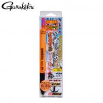 GAMAKATSU 가마가츠 아오리 이카 스루스루 퍼펙트 셋트 45771(무늬오징어 생미끼 채비)