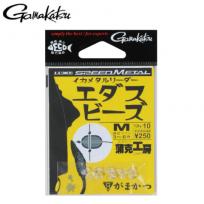 GAMAKATSU 가마가츠 이카 메탈 리더 회전 구슬 19230