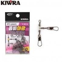 KIWRA 키우라 콤비야광 삼각도래