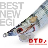 [재입고]DTD REAL FISH OITA 3.5(DTD 리얼 피쉬 오이타 3.5)
