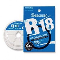SEAGUAR R18 FLUORO HUNTER 100M(시거 R18 플로로 헌터 100M)