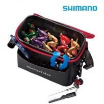 SHIMANO 시마노 세피아 에기 파우치 BK-248Q