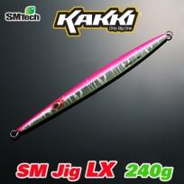SMTech SM JIG LX 240g
