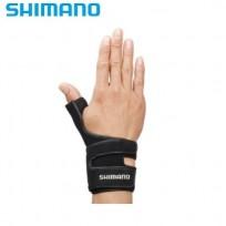 SHIMANO GL-05RQ 시마노 에깅 서포트 장갑(우측 블랙)