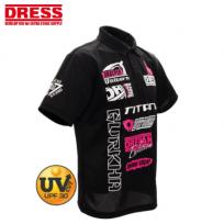 DRESS DRY POLO(블랙)