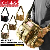 DRESS 드레스 밀리터리 가방
