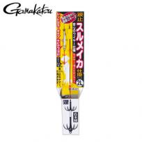 [재입고]GAMAKATSU 가마가츠 파지 오징어 도구 IK-027 43170(무늬오징어 생미끼 채비)
