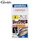 GAMAKATSU 가마가츠 전갱이 사비키(핑크) 43570 140cm