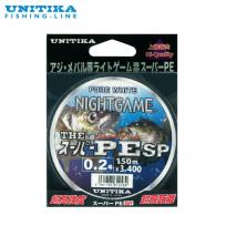 UNITIKA 유니티카 나이트 게임 THE 슈퍼 PE SP 150M