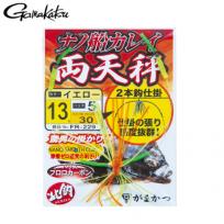 GAMAKATSU 가마가츠 양갈래 가자미채비 42588