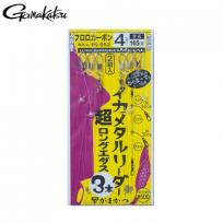 GAMAKATSU 가마가츠 이카메탈 리더 42671