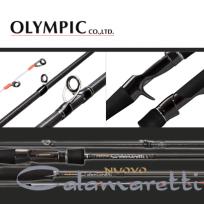 OLYMPIC 올림픽 20 누보 카라마렛티TS 티탄솔리드 팁런로드 GCROS-5112M-TS 아성정품