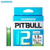 SHIMANO PITBULL 12(시마노 핏불 12 150M)